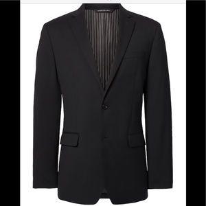 Banana republic Italian wool suit jacket